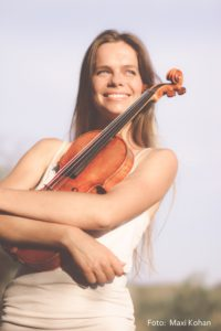 Katharina Guhlmann, Violine